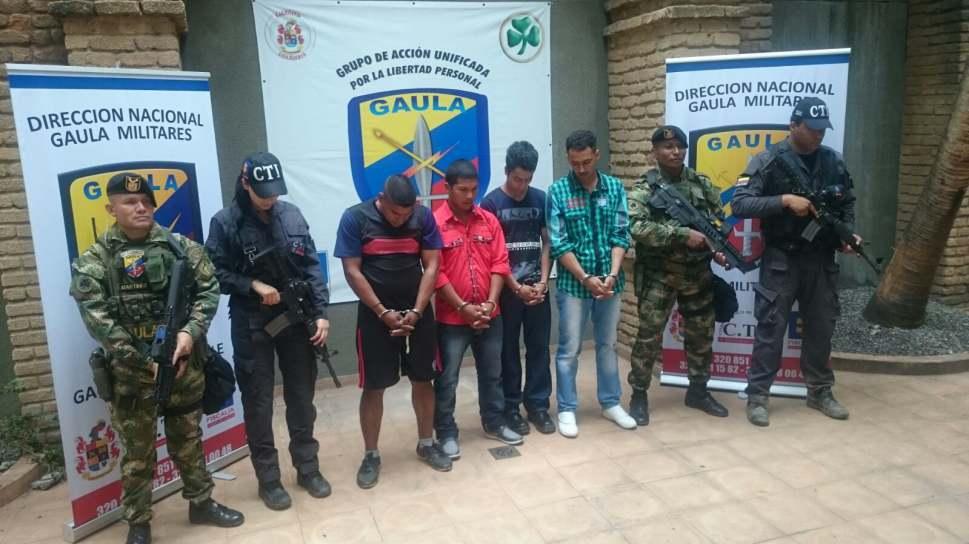Desmantelan banda criminal que delinquía en Dagua y B/tura