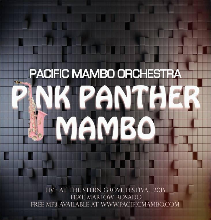 Regresa Pacific Mambo Orchestra con Pink Panther Mambo