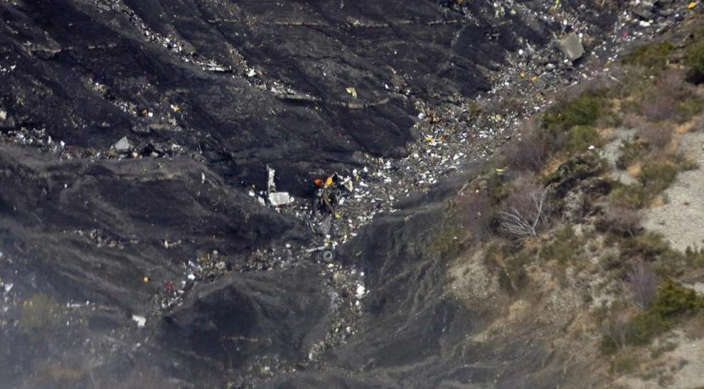 Accidente aéreo en Egito deja 224 muertos