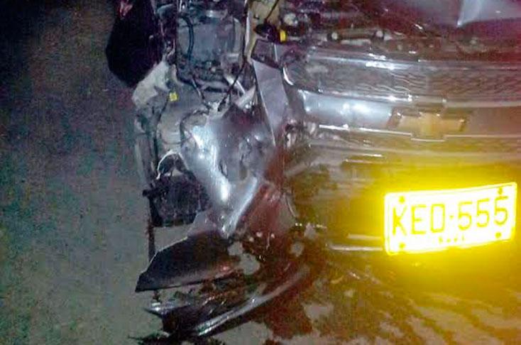 Murió la otra víctima de accidente ocasionado por Policía