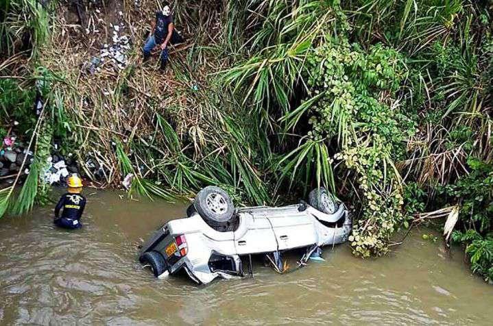 Grave accidente sufrió candidato a la Asamblea del Valle