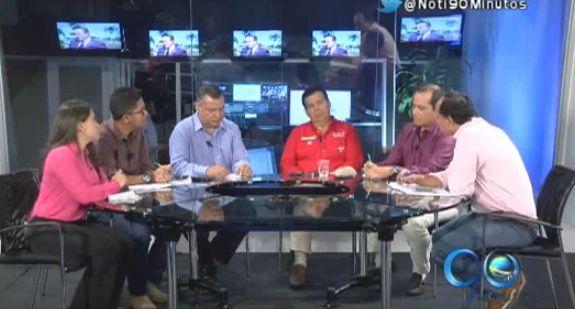 Agenda Electoral: resumen de la entrevista con el candidato a la alcaldía, Roberto Ortíz