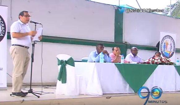 Agenda Electoral: Propuestas de los candidatos a la Alcaldía de Tumaco