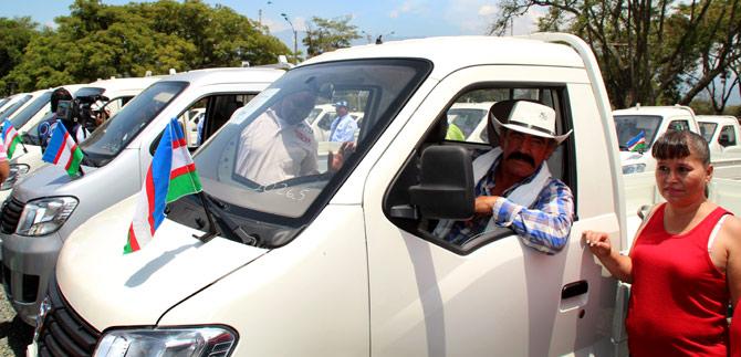 Alcaldía entregará 110 vehículos a carretilleros este viernes
