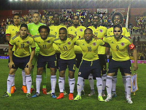 Colombia perdió un puesto en el Ranking Fifa de octubre
