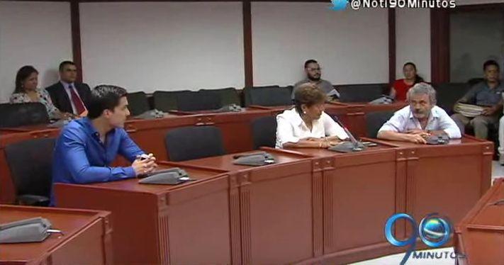 Concejales invitaron al alcalde electo para revisar el presupuesto de 2016