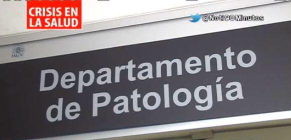 Dpto de Patología del HUV convoca a ciudadanos a donar insumos