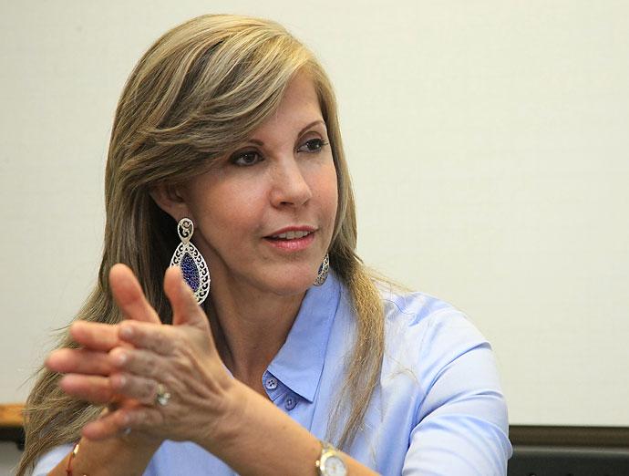 Dilian Francisca Toro es la nueva Gobernadora del Valle
