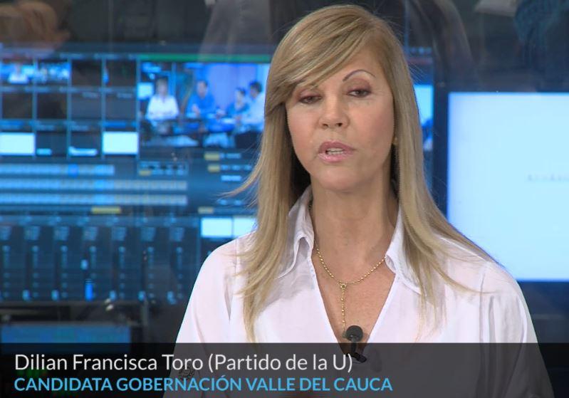 Hay gente que también habla bien de mí: Dillian Francisca Toro