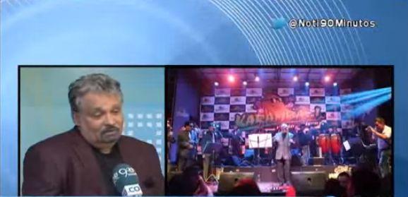 Nino Segarra promociona su sencillo 'Tu, la Noche y Yo'