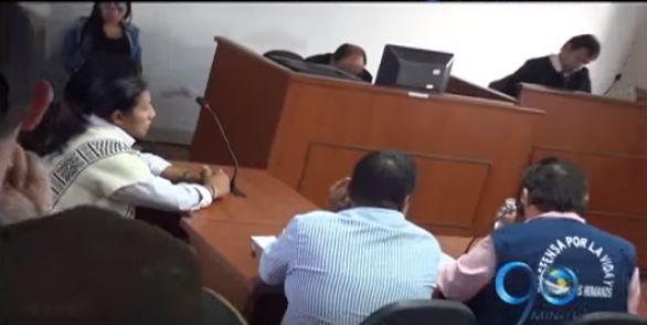 Feliciano Valencia cumplirá su condena en el resguardo indígena 'Los Tigres'
