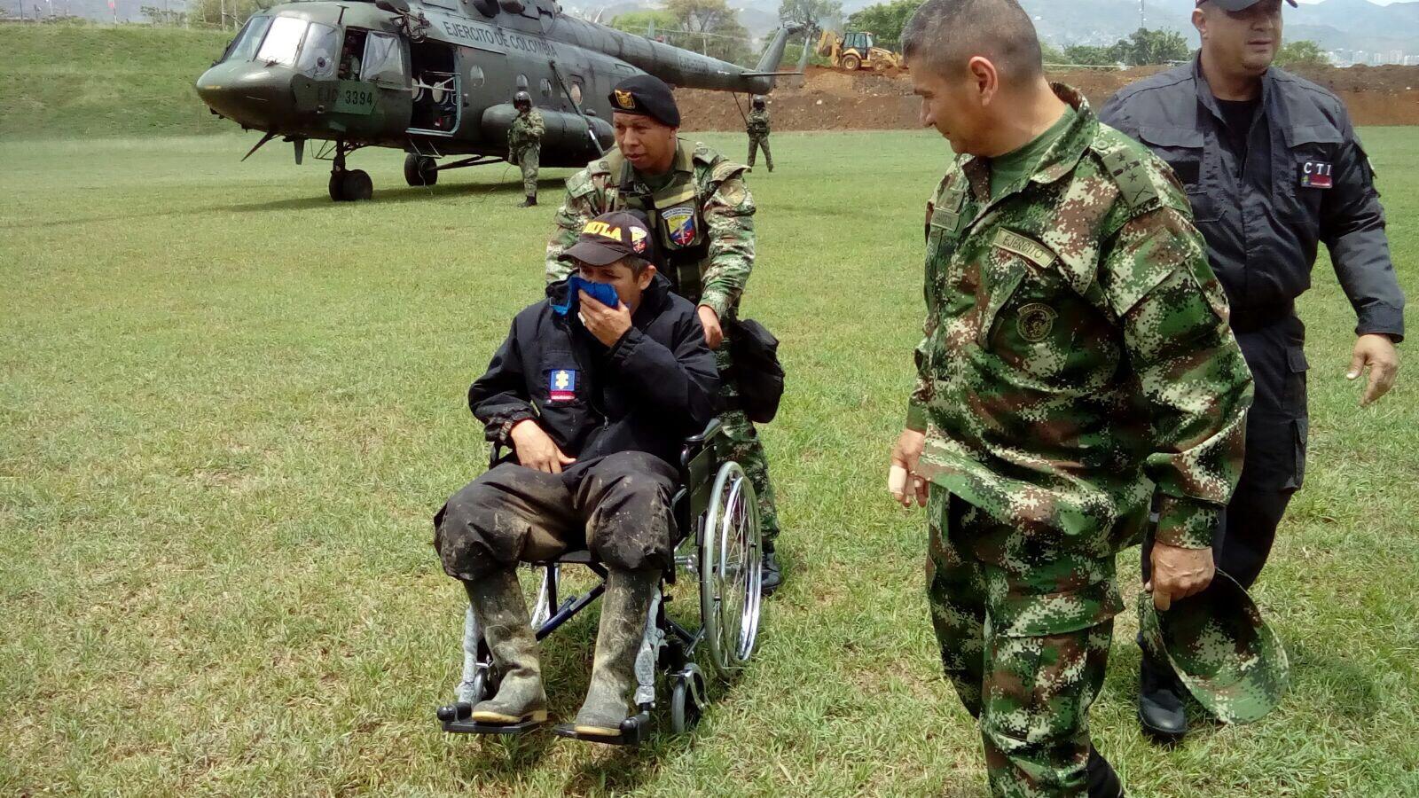 Ganadero secuestrado en Dagua fue rescatado por el Ejército