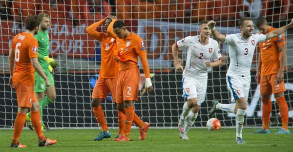 Sorpresa en Europa, Holanda no jugará la Eurocopa 2016