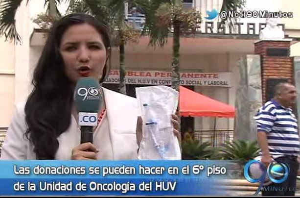 En riesgo niños con cáncer del HUV por escasez de insumos
