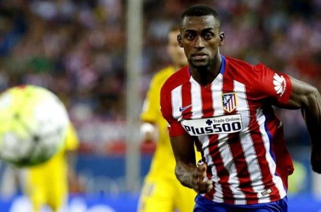 Este fue el primer gol de Jackson Martínez con el Atlético en Champions