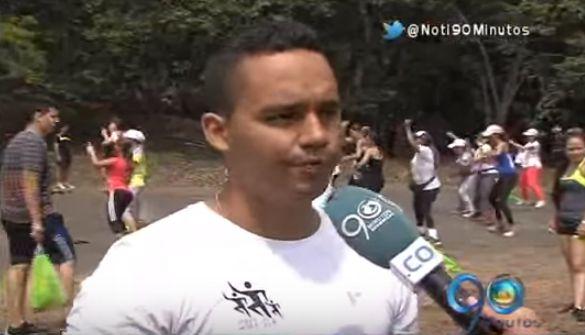 Más de 800 personas participaron en la carrera 5K Correr Por Pance