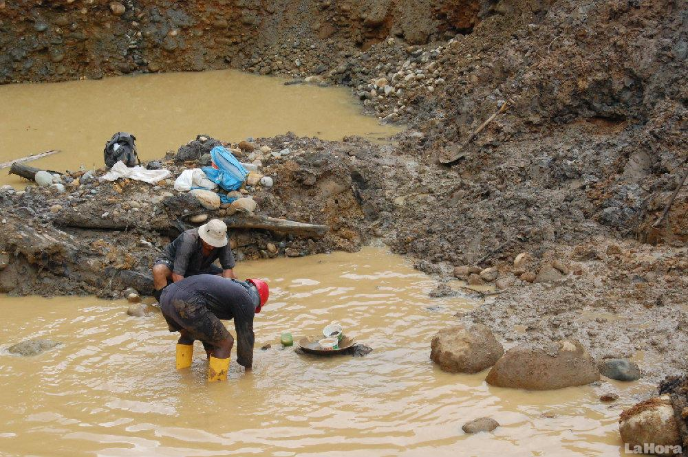 Presentarán informe sobre operativos contra minería ilegal