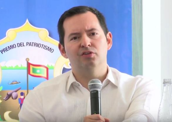 Fiscalía denuncia posible relación de Embajador de España con Víctor Pacheco