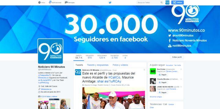 Reacciones en redes sociales frente a los resultados electorales