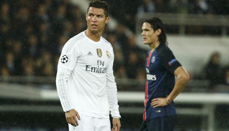 Real Madrid fue superior pero empató 0-0 ante el PSG de Francia