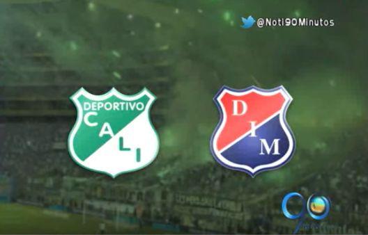 Rincón Verde: Deportivo Cali recibe al DIM mañana en Palmaseca