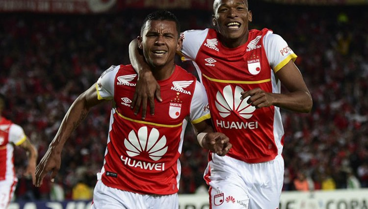 Santa Fe se clasificó a las semifinales de la Copa Suramericana