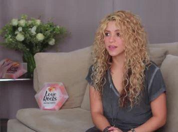 Shakira lanzó su nuevo videojuego 'Loves Rocks'