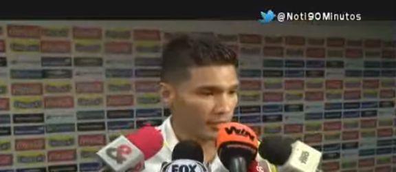 Teófilo Gutiérrez fue la gran figura de Colombia en la victoria ante Perú