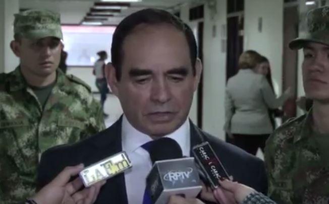 General condenado critica justicia transicional contra militares
