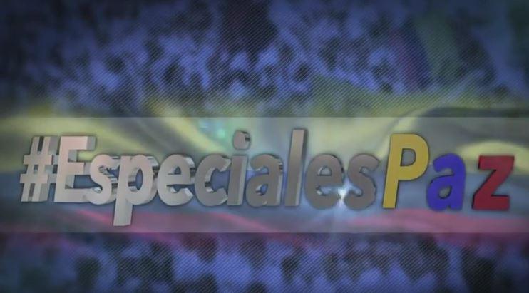 #EspecialesPaz: Cambiar las balas por balones