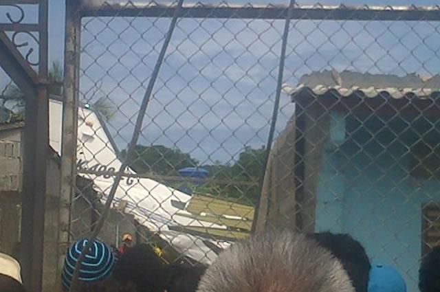 Los 16 accidentes aéreos de este año en Colombia son de vuelos privados