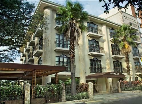 Hotel Movich Casa del Alférez de Cali premiado en Londres