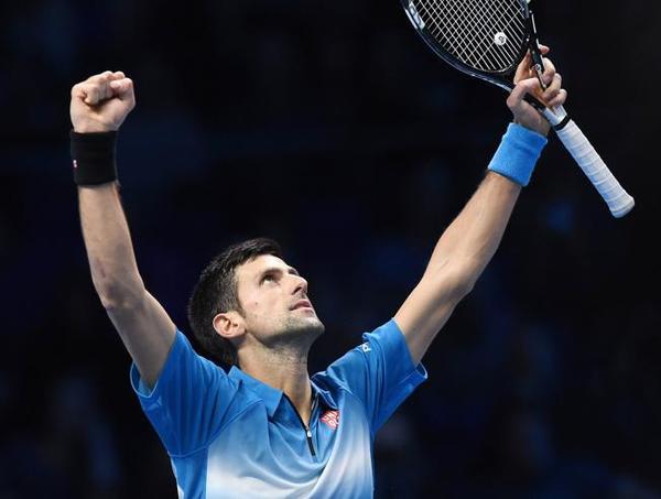 Novan Djokovic se coronó campeón del Master 1000 de Londres