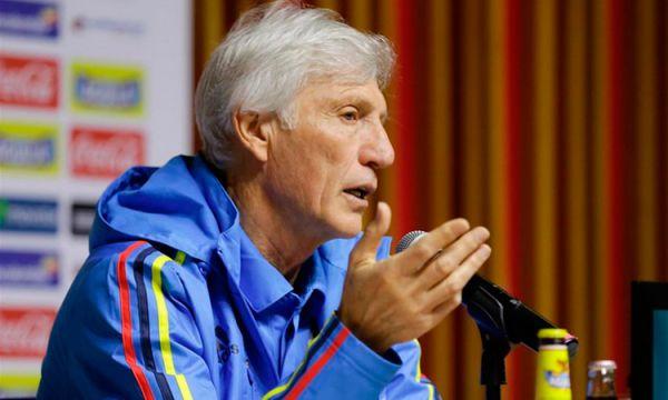 Pékerman: Colombia está creciendo y demostrando que se puede jugar mejor