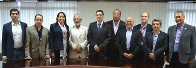 Se posesionaron los nuevos directivos de la Universidad del Valle
