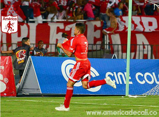 América venció a Cartagena de visitante y se alista para los cuadrangulares finales