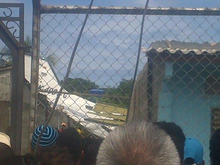 Murió segunda víctima de caída de avioneta en Acandí, Chocó