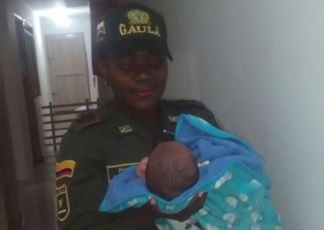 Bebé rescatado después de ser secuestrado en Cartago, Valle