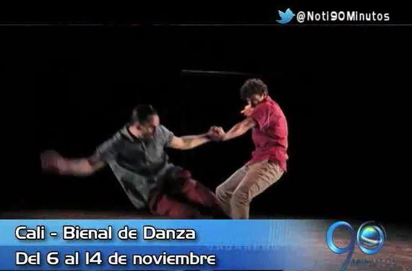 Detalles de la 2da Bienal de Danza Internacional de Cali