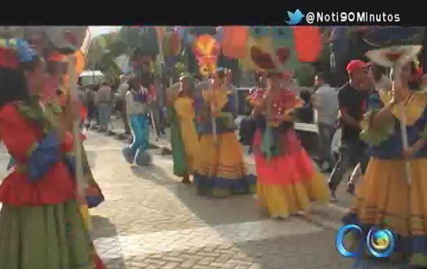 El Carnaval de Barranquilla presente en la Bienal de Danza