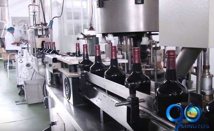 La Casa Grajales estrenó su nueva máquina para hacer crema de Whisky