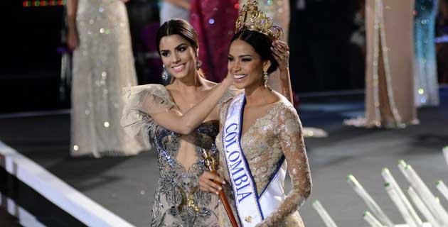 Chocó se alzó con la corona de Señorita Colombia