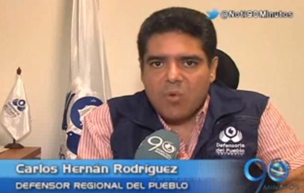 Defensor Regional del Pueblo pide declarar la emergencia carcelaria