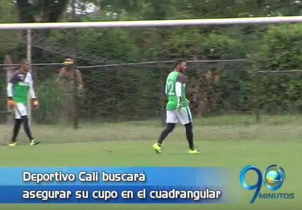 Deportivo Cali enfrenta esta noche a Once Caldas en Palmaseca