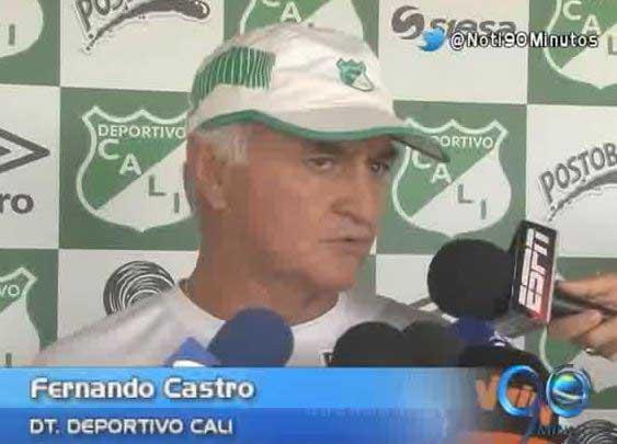 Deportivo Cali prepara su partido de este viernes ante Once Caldas