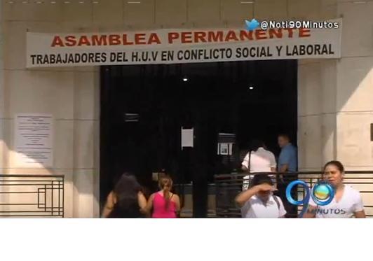 Director del HUV reclama levantamiento del embargo a las cuentas del hospital