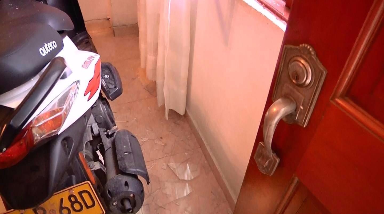 Ladrón lanza granada contra vecinos que se opusieron a  hurto