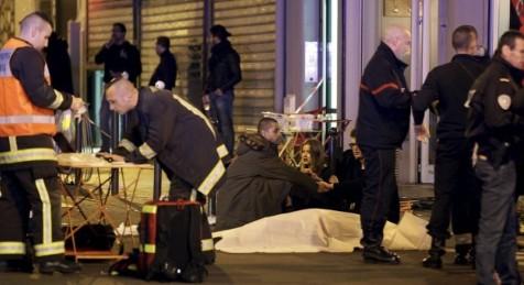 Ataques terroristas infunden pánico en París