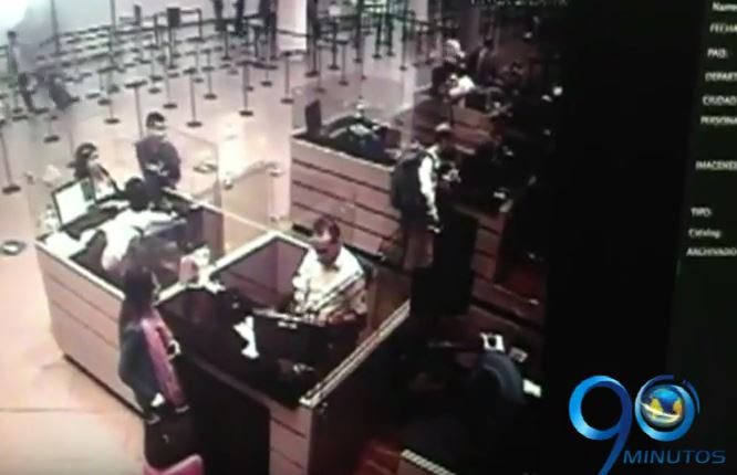 ¿Terrorista siria habría pasado por la oficina de migración Colombia?