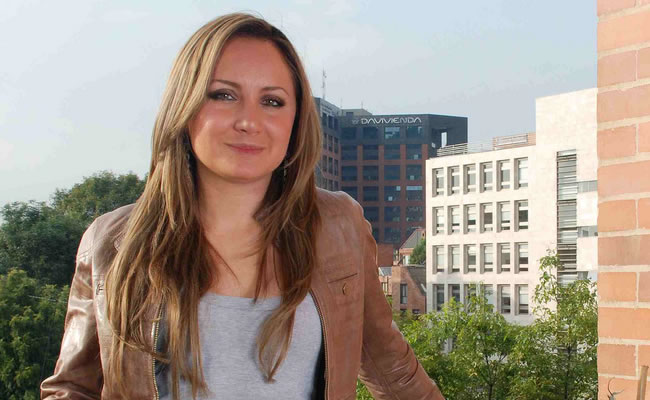 Fiscalía buscará imparcialidad en el caso de la analista Natalia Springer
